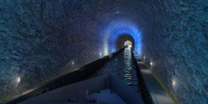 Stad Ship Tunnel, il traforo navale norvegese
