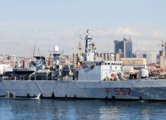 Campagna marina militare