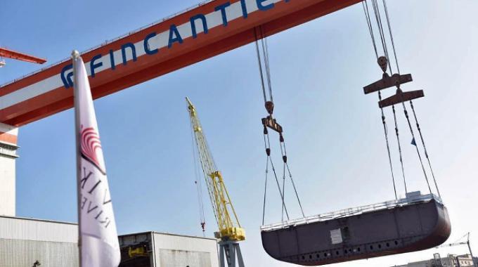 Nuovo accordo Fincantieri - Cunard