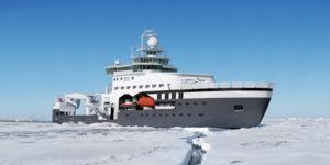 Consegnata la nave oceanografica Kronprins Haakon