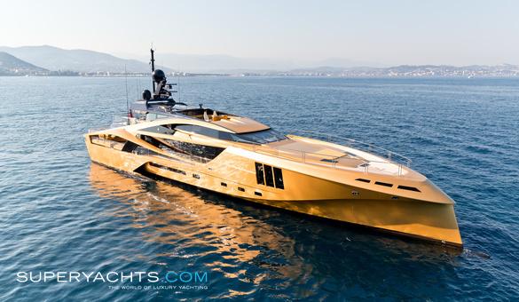 Yacht Khalilah