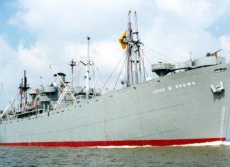 John W. Brown Nave cargo tipo Liberty Ship