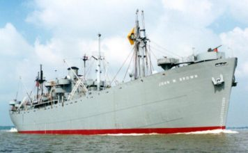 John W. Brown Nave cargo tipo Liberty Ship