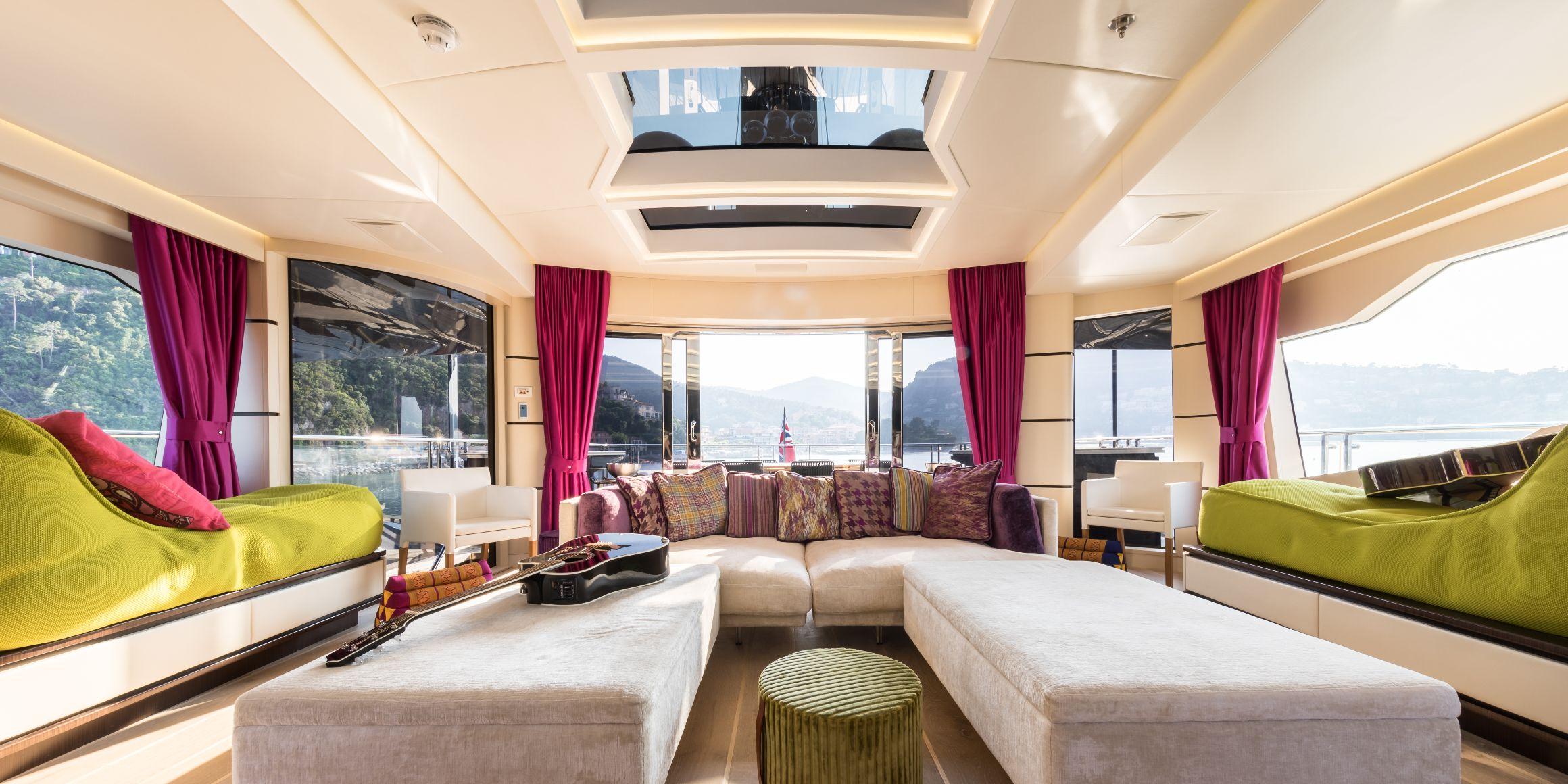Skylounge Khalilah Yacht