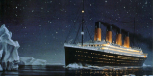 Titanic: manovrabilità della nave dei sogni, dove si è sbagliato?
