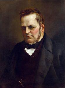 Quadro di Camillo Benso conte di Cavour