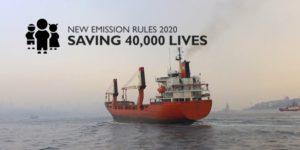 IMO: Il problema ambientale delle emissioni navali