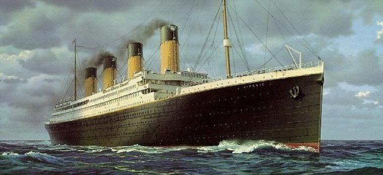 Manovrabilità del Titanic, sarebbe stato possibile evitare l'incidente?