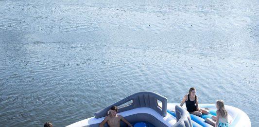Yacht materassino