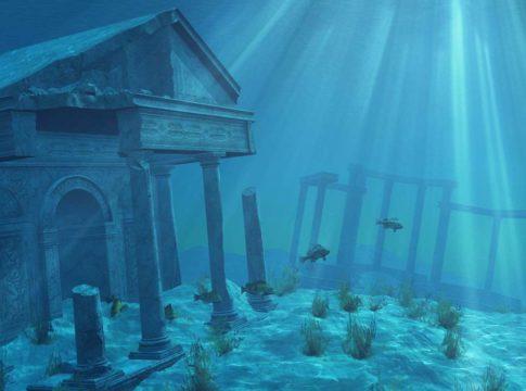 La città sommersa nel golfo di Manfredonia
