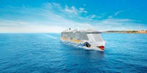 Batterie sulle navi da crociera: La news di AIDA