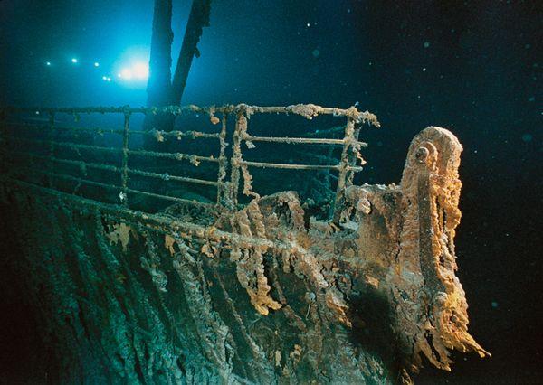 Halomonas titanicae, il batterio Killer del Titanic