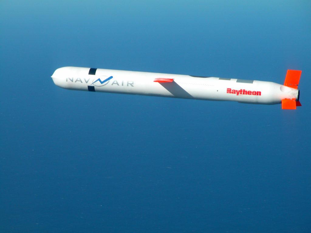 Il concorrente del missile russo Kalibr, l'americano Tomahawk