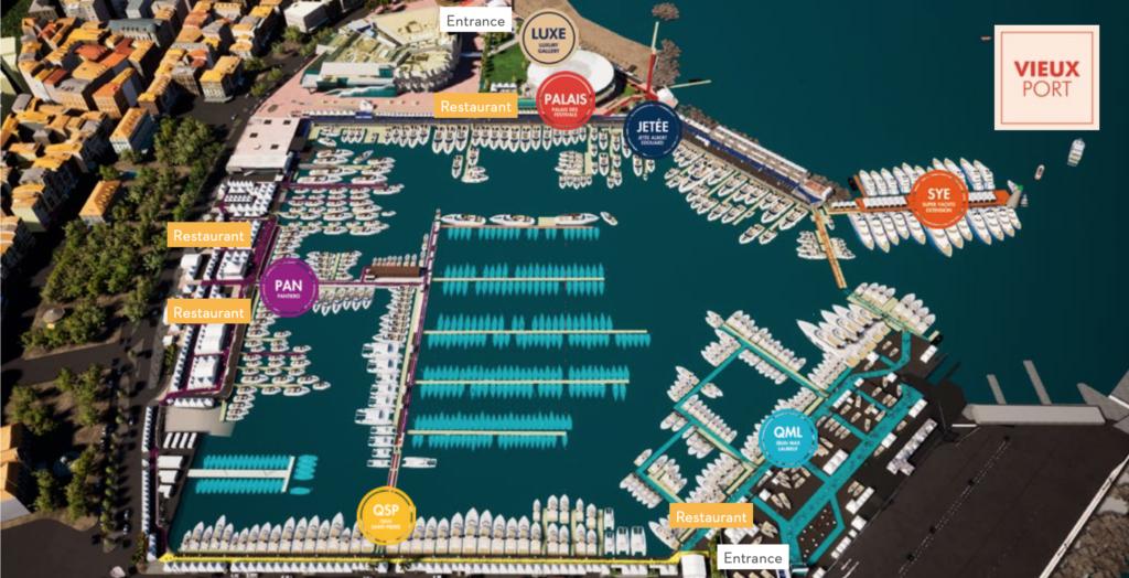 Cannes yachting festival 2019. il salone nautico di Cannes 2019