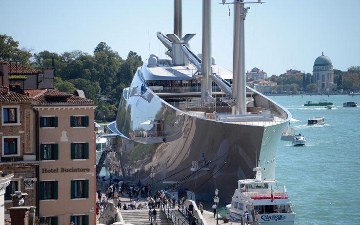 Sailing Yacht A, lo yacht a vela più grande al mondo