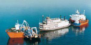 Navi heavy load , veri e propri carroattrezzi navali