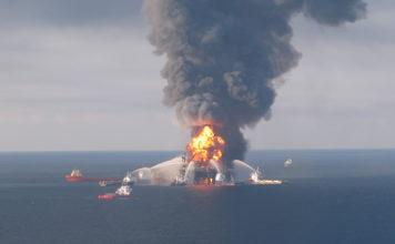 Disastro ambientale; piattaforma petrolifera; Deepwater Horizon