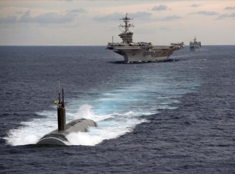 Navi militari invisibili
