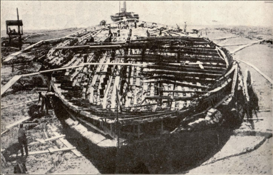 Navi di Caligola