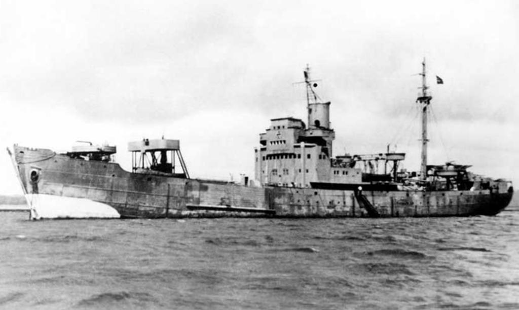 Neutralizzazione delle mine navali