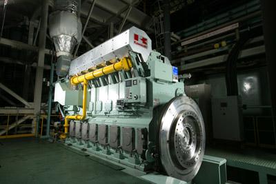 Propulsione ibrida Kawasaki Kawasaki Hybrid Propulsion System