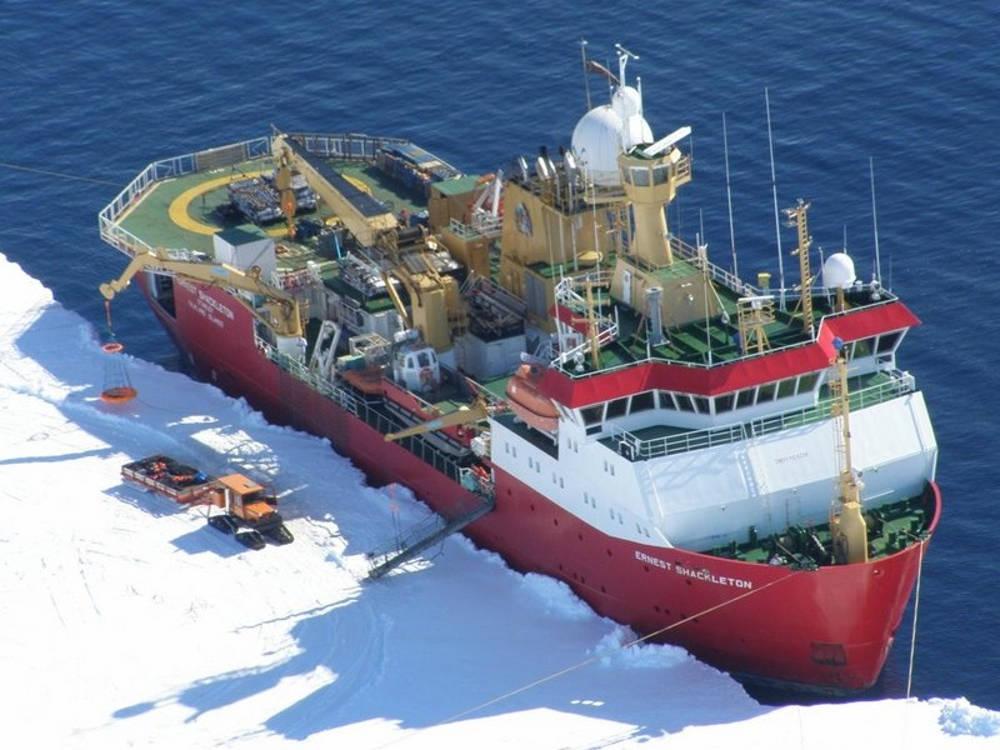 rompighiaccio italiana Antartide