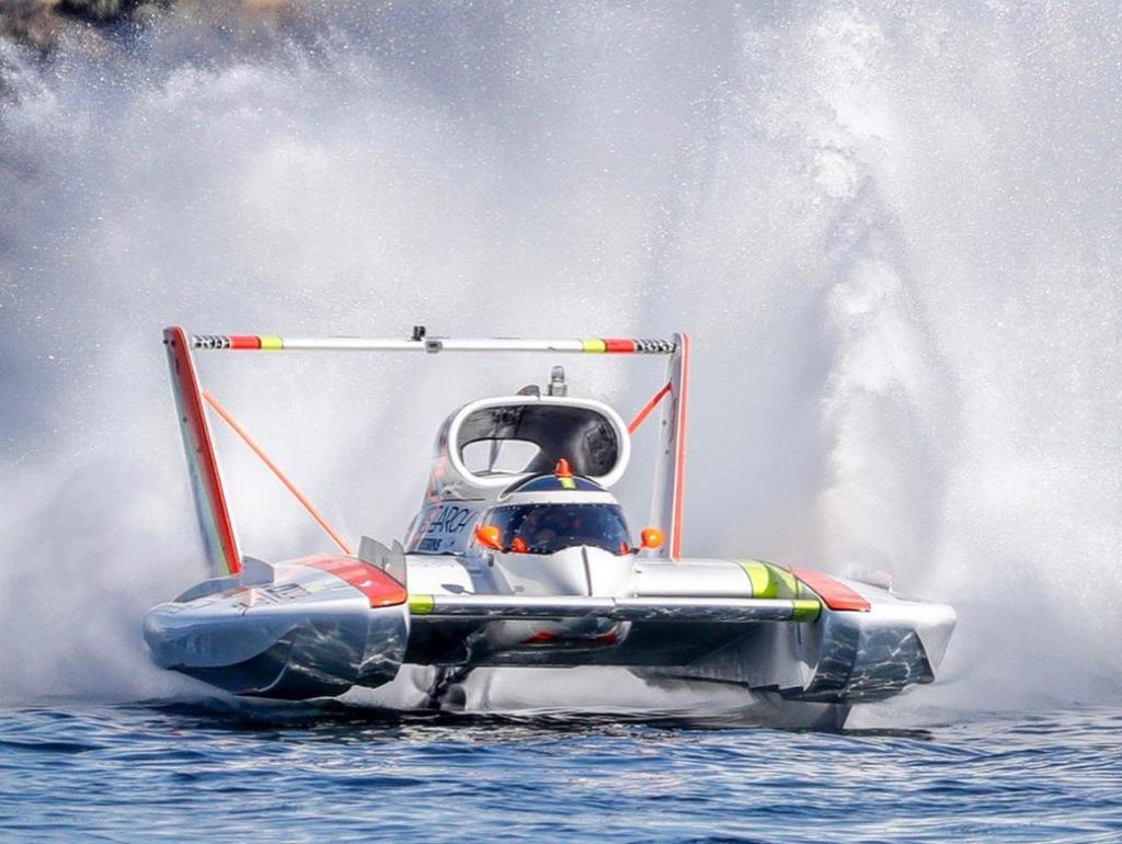 H1 Unlimited barche corsa