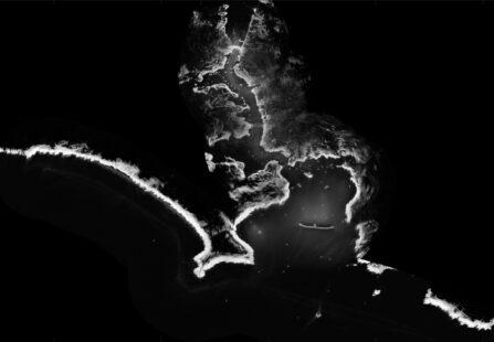 La nave da ricerca HMS Magpie ed il nuovo software di mappatura
