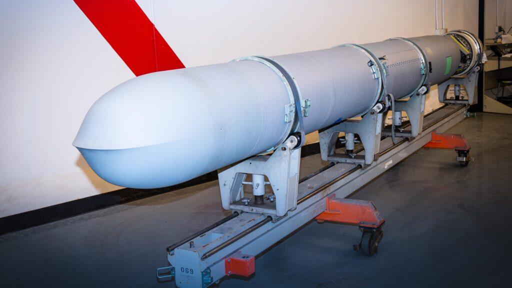 Missile Tomahawk Block V