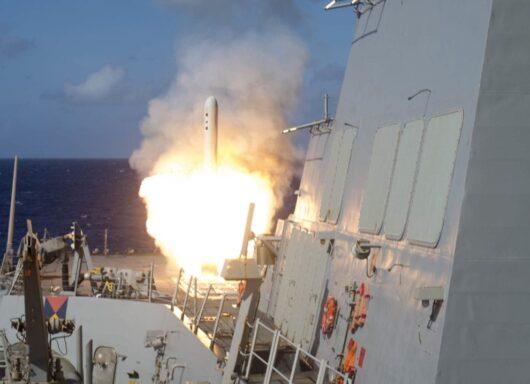 Missili Tomahawk Block V: le prime consegne alla U.S. Navy