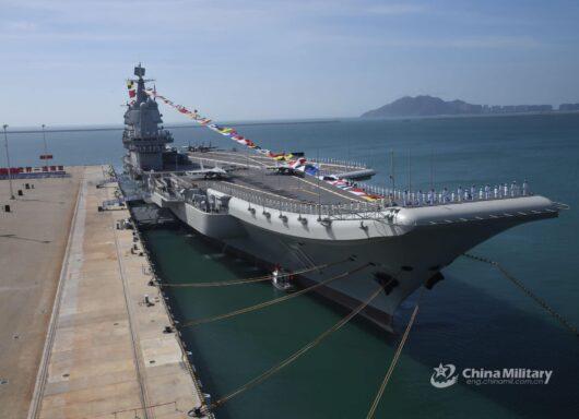La portaerei Shandong, nuovo fiore all'occhiello della Marina cinese