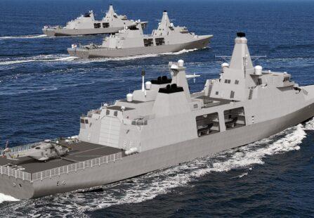 Arrowhead 140 è la proposta di Babcock per la Marina greca