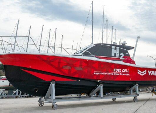 Yanmar e Toyota insieme per una nuova imbarcazione a Idrogeno