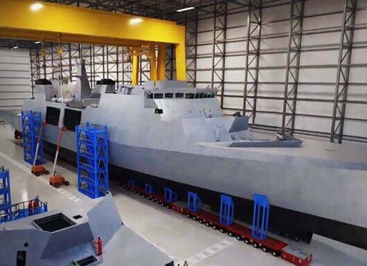 Il programma Type 31 per la fregata del Regno Unito verso le fasi finali