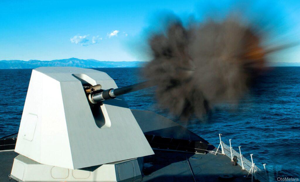 Cannone che equipaggerà la Canadian Surface Combatant
