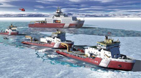 Le rompighiaccio Polar canadesi: un'opportunità per l'industria