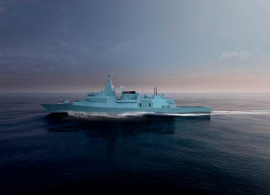 Canadian surface combatant, CSC: rinnovamento della flotta canadese