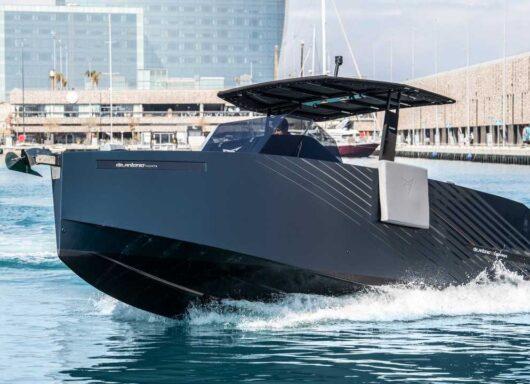 La Cupra Formentor ora diventa uno yacht da 400 CV