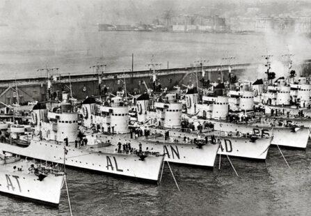 La classe Spica e le torpediniere leggere della Real Marina