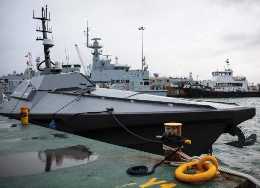 Madfox: l'ultimo USV di NavyX per la Royal Navy