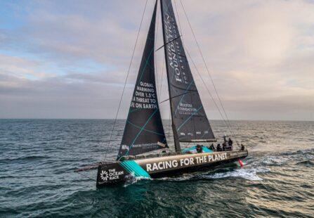 I velisti nel Mediterraneo durante Ocean Race Europe 2021