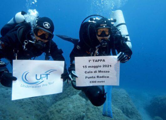 UPT – Isola del Giglio 2021/22 prosegue con la mappatura dei fondali