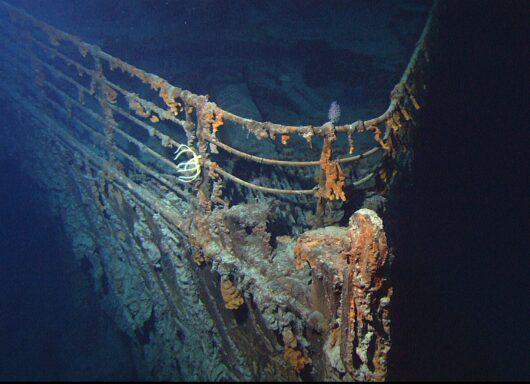 """Il relitto del Titanic: ora si può visitare per """"soli"""" 150 000 euro"""