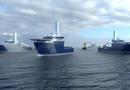Rem Offshore Vard: Una nuova frontiera  grazie all'eolico