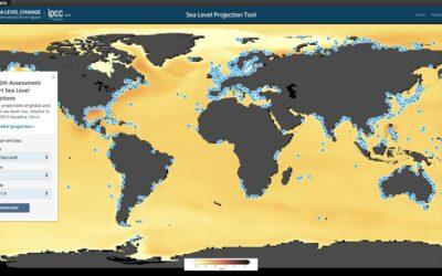 La mappa del livello dei mari: come sarà il mondo nel 2150?